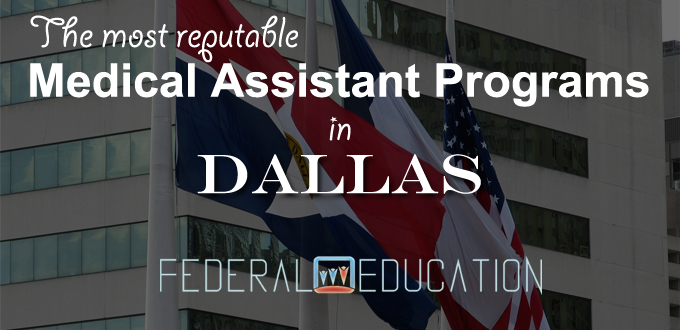 medical assistant programs dallas tx