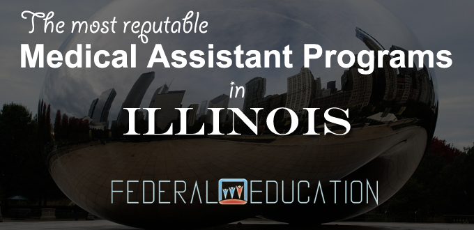 medical assistant programs in illinois IL